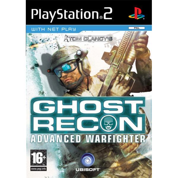 Tom Clancy's Ghost Recon: Advanced Warfighter [PS2] - BAZÁR (použitý tovar)