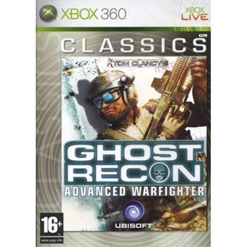 Tom Clancy's Ghost Recon: Advanced Warfighter [XBOX 360] - BAZÁR (použitý tovar)