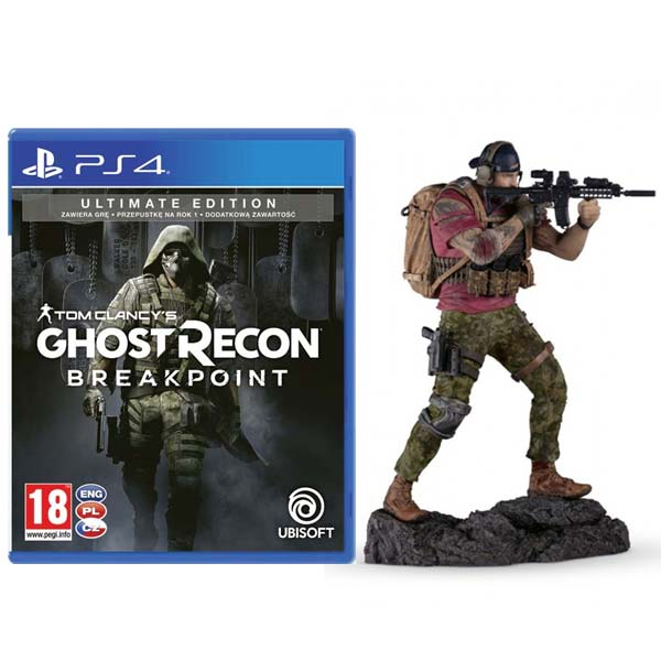 Tom Clancy's Ghost Recon: Breakpoint CZ (ProgamingShop Collector's Edition)