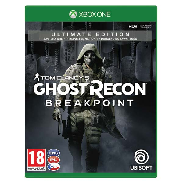 Tom Clancy's Ghost Recon: Breakpoint CZ (Ultimate Edition)