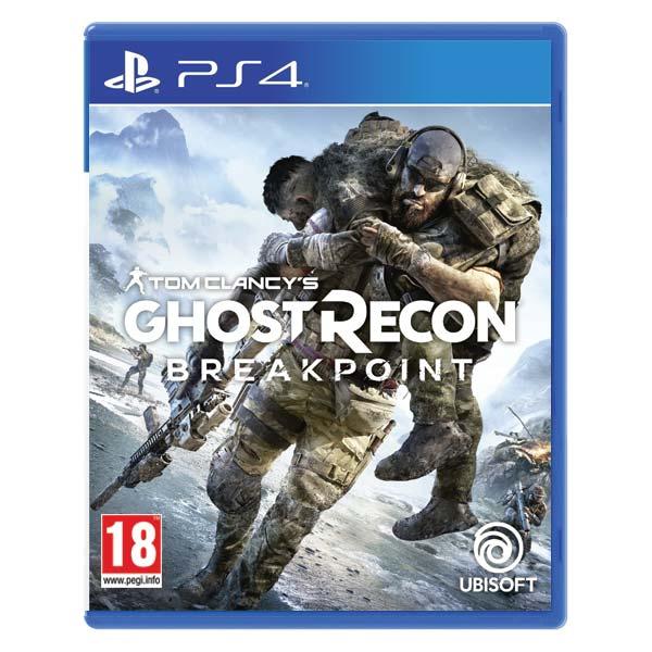 Tom Clancy's Ghost Recon: Breakpoint [PS4] - BAZÁR (použitý tovar)