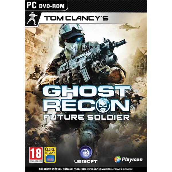 Tom Clancy's Ghost Recon: Future Soldier CZ