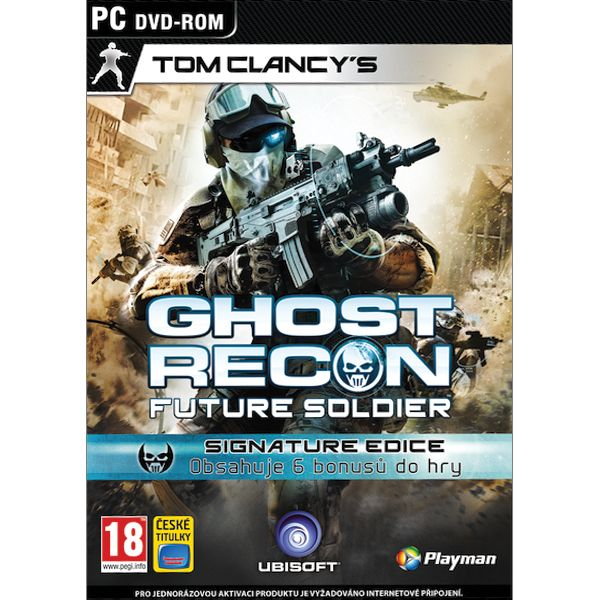 Tom Clancy's Ghost Recon: Future Soldier CZ (Signature Edition)
