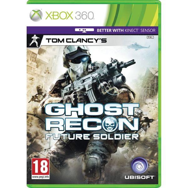 Tom Clancy's Ghost Recon: Future Soldier [XBOX 360] - BAZÁR (použitý tovar)