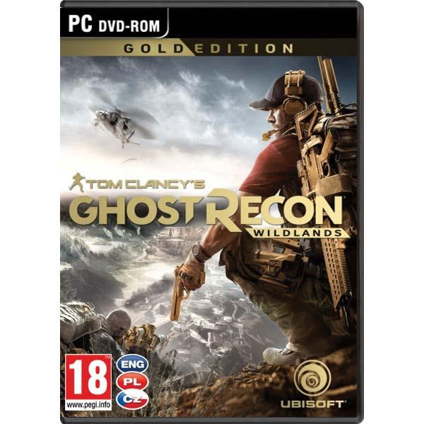 Tom Clancy's Ghost Recon: Wildlands CZ (Gold Edition)