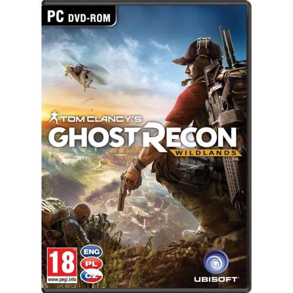 Tom Clancy's Ghost Recon: Wildlands CZ