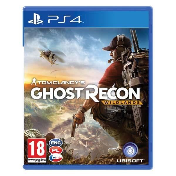 Tom Clancy's Ghost Recon: Wildlands CZ [PS4] - BAZÁR (použitý tovar)