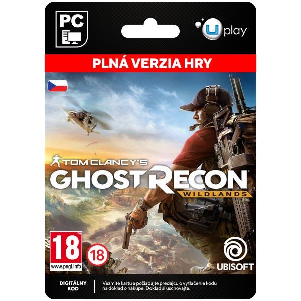Tom Clancy's Ghost Recon: Wildlands CZ [Uplay]