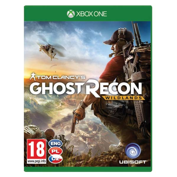 Tom Clancy's Ghost Recon: Wildlands CZ [XBOX ONE] - BAZÁR (použitý tovar)