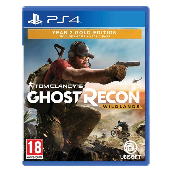 Tom Clancy's Ghost Recon: Wildlands CZ (Year 2 Gold Edition)