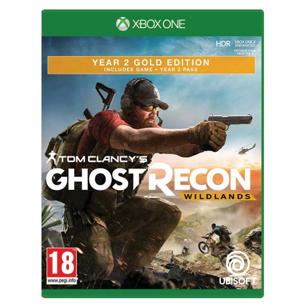 Tom Clancy's Ghost Recon: Wildlands CZ (Year 2 Gold Edition)