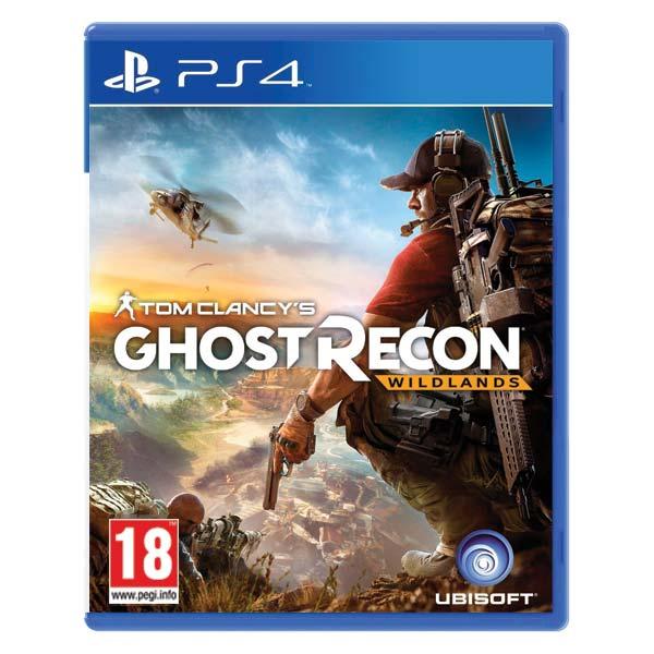 Tom Clancy's Ghost Recon: Wildlands [PS4] - BAZÁR (použitý tovar)
