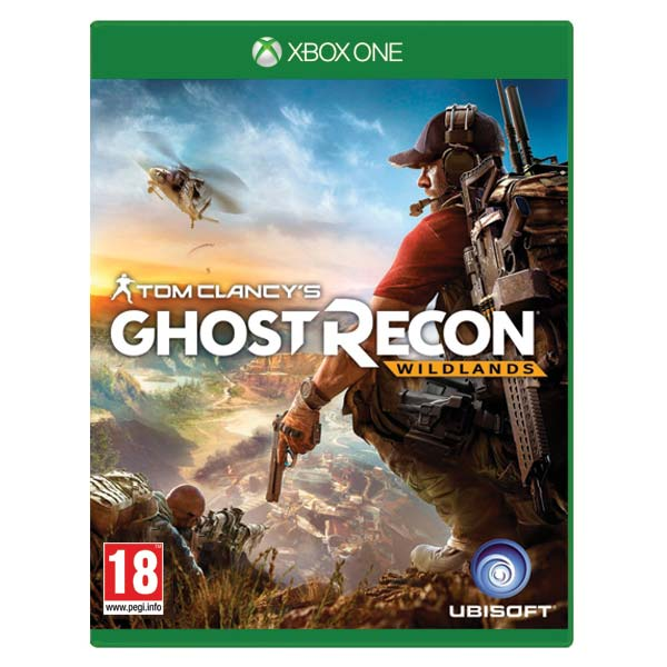 Tom Clancy's Ghost Recon: Wildlands [XBOX ONE] - BAZÁR (použitý tovar)