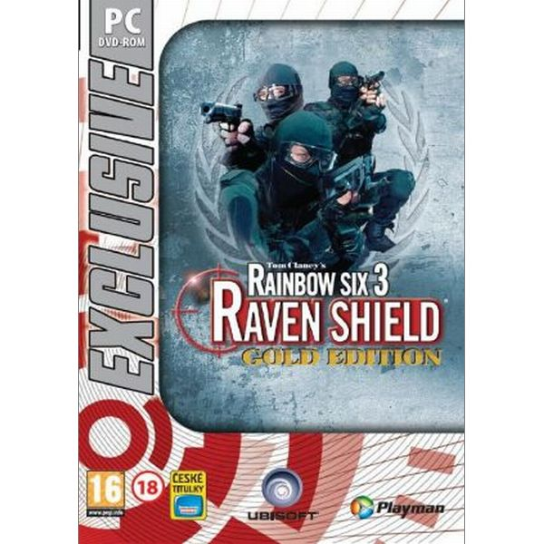 Tom Clancy's Rainbow Six 3: Raven Shield Gold Edition CZ PC