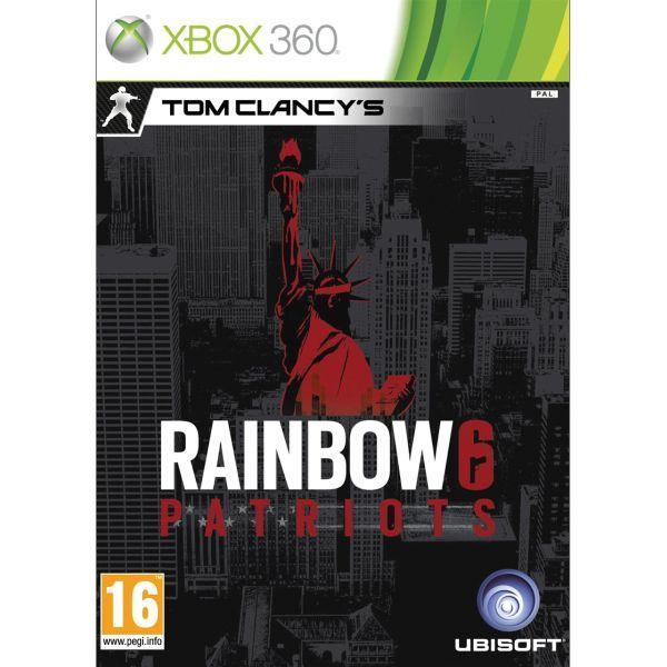 Tom Clancy's Rainbow Six: Patriots
