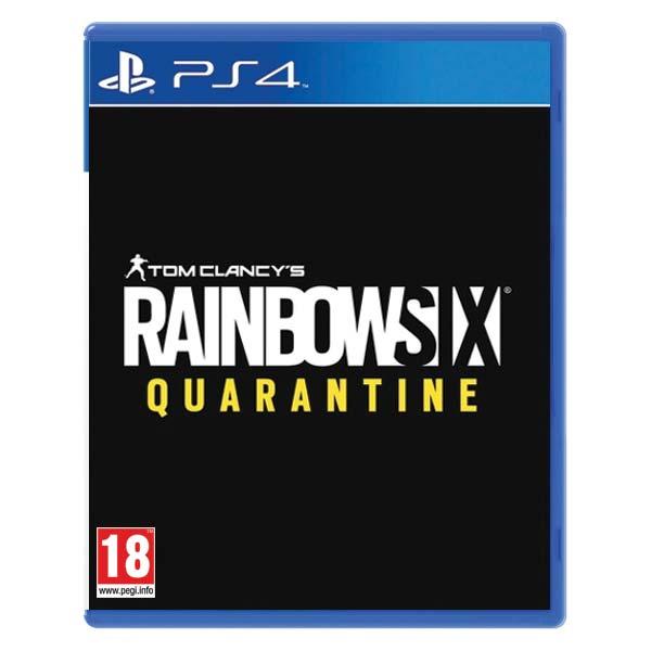 Tom Clancy's Rainbow Six: Quarantine PS4