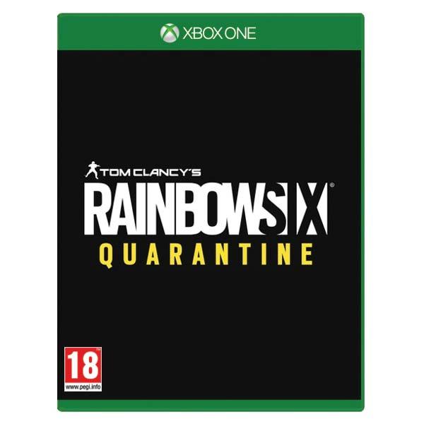 Tom Clancy's Rainbow Six: Quarantine XBOX ONE