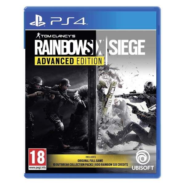 Tom Clancy's Rainbow Six: Siege (Advanced Edition)