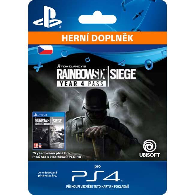 Tom Clancy's Rainbow Six: Siege (CZ Year 4 Season Pass)