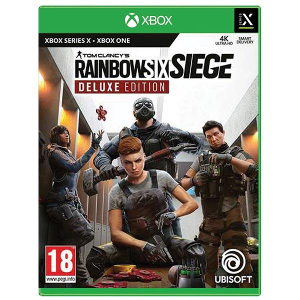 Tom Clancy's Rainbow Six: Siege (Deluxe Edition)