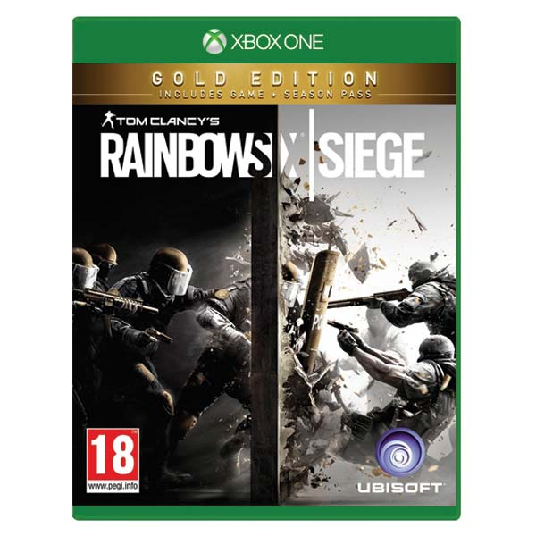 Tom Clancy's Rainbow Six: Siege (Gold Edition)