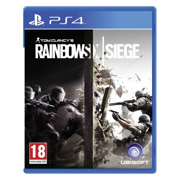 Tom Clancy's Rainbow Six: Siege [PS4] - BAZÁR (použitý tovar)