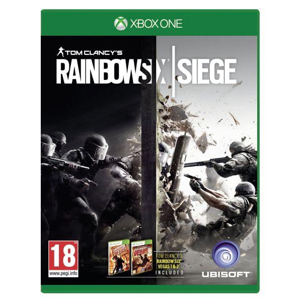 Tom Clancy's Rainbow Six: Siege [XBOX ONE] - BAZÁR (použitý tovar)
