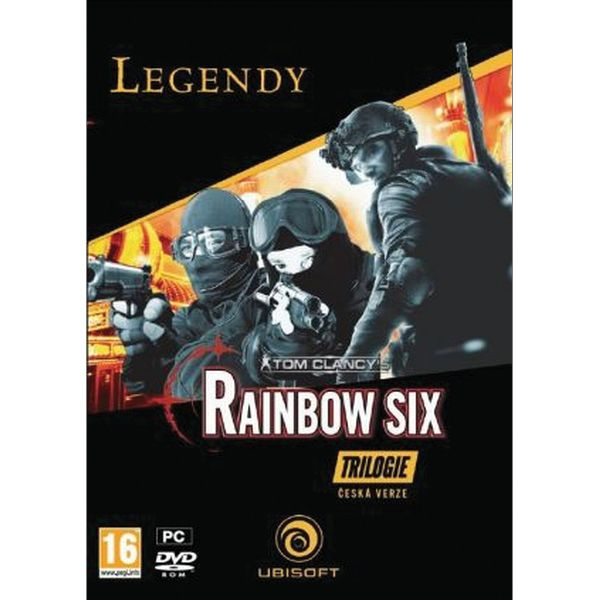 Tom Clancy's Rainbow Six Trilógia CZ