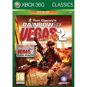 Tom Clancy's Rainbow Six: Vegas 2 - XBOX 360- BAZÁR (použitý tovar)