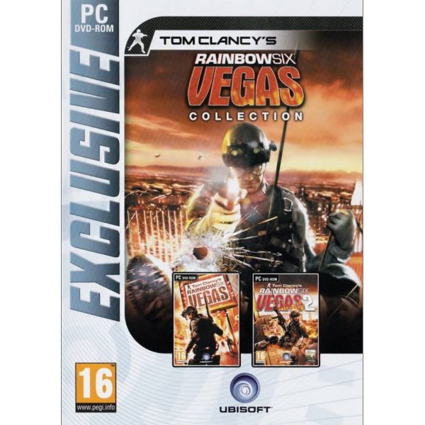 Tom Clancy's Rainbow Six: Vegas Collection PC