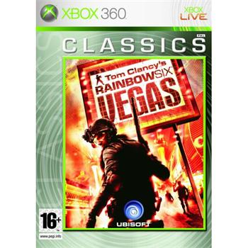 Tom Clancy�s Rainbow Six: Vegas [XBOX 360] - BAZ�R (pou�it� tovar)