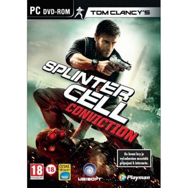 Tom Clancy's Splinter Cell: Conviction CZ