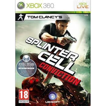 Tom Clancy's Splinter Cell: Conviction [XBOX 360] - BAZÁR (použitý tovar)