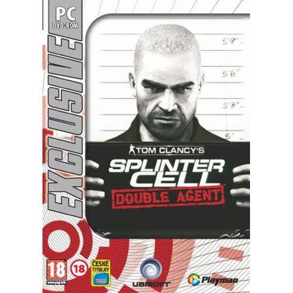 Tom Clancy's Splinter Cell: Double Agent CZ