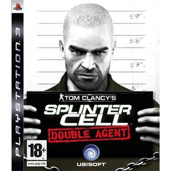 Tom Clancy's Splinter Cell: Double Agent [PS3] - BAZÁR (použitý tovar)