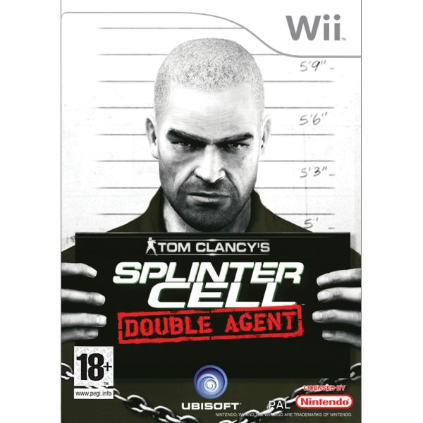 Tom Clancy�s Splinter Cell: Double Agent