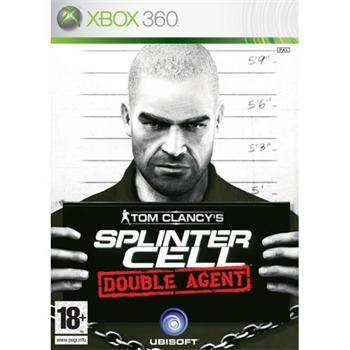 Tom Clancy's Splinter Cell: Double Agent- XBOX 360- BAZÁR (použitý tovar)