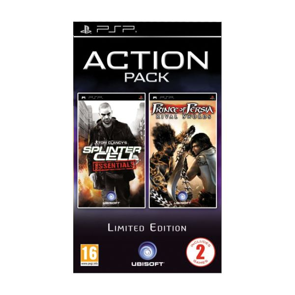 Tom Clancy's Splinter Cell: Essentials + Prince of Persia: Rival Swords (Limited Edition)