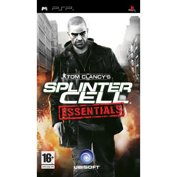 Tom Clancy's Splinter Cell: Essentials [PSP] - BAZÁR (použitý tovar)