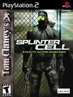 Tom Clancy's Splinter Cell [PS2] - BAZÁR (použitý tovar)