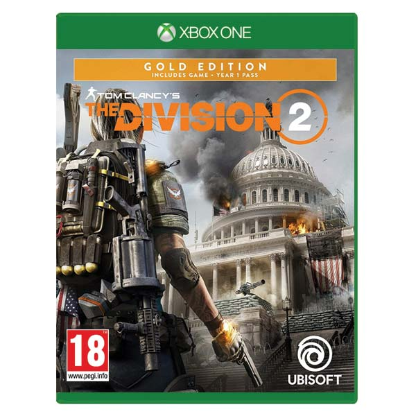 Tom Clancy's The Division 2 CZ (Gold Edition) XBOX ONE