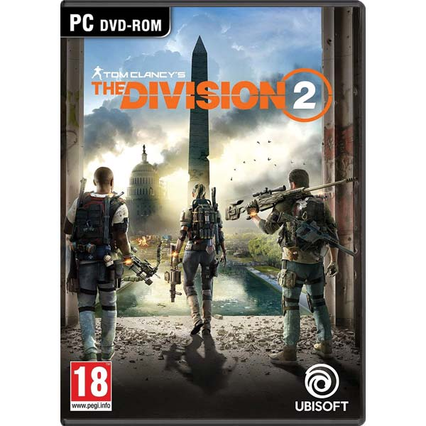 Tom Clancy's The Division 2 CZ