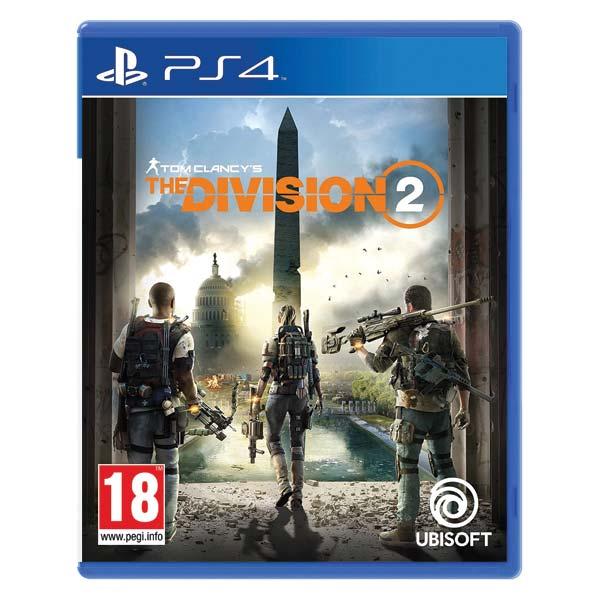 Tom Clancy's The Division 2 CZ [PS4] - BAZÁR (použitý tovar)