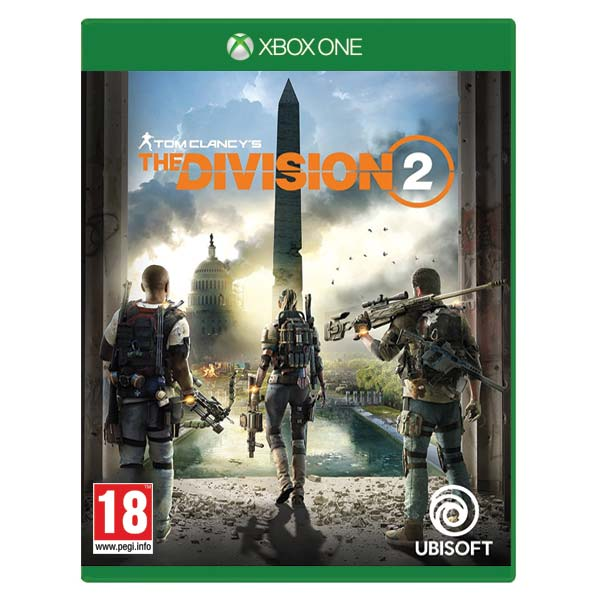 Tom Clancy's The Division 2 CZ XBOX ONE