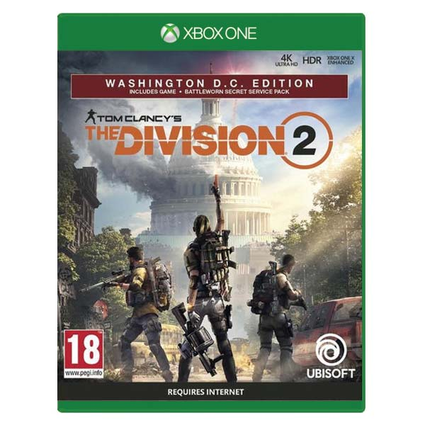 Tom Clancy's The Division 2 (Washington DC Edition) XBOX ONE
