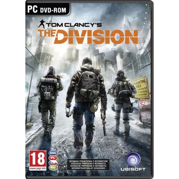 Tom Clancy's The Division CZ PC