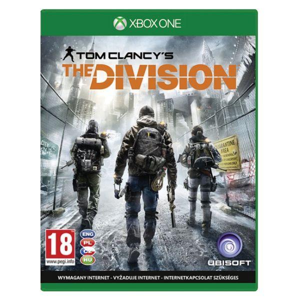 Tom Clancy's The Division [XBOX ONE] - BAZÁR (použitý tovar)