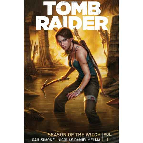 Tomb Raider 1: Season of the Witch komiks