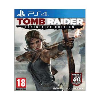 Tomb Raider (Definitive Edition) [PS4] - BAZÁR (použitý tovar)