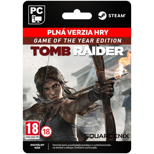 Tomb Raider (Game of the Year Edition) [Steam]
